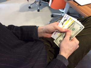 """Ithacash"" or ""Ithaca Dollars"" will go into use in May."
